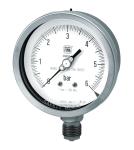 Manometri Nuova Fima, esecuzione NACE MR0103/MR0175, ISO 15156-3, DN100-150