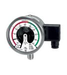 Manometri Nuova Fima per monitoraggio densità gas SF6, DN100